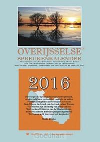 Overijsselse spreukenkalender / 2016