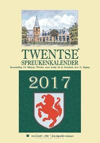 Twentse spreukenkalender / 2017