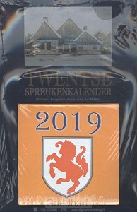 Twentse spreukenkalender 2019