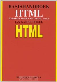 Basishandboek HTML / druk 1