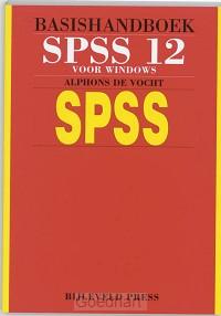 Basishandboek spss 12 / druk 1