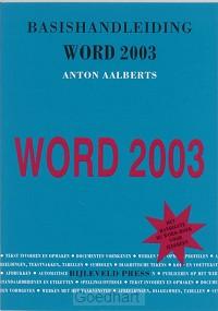 Basishandleiding Word 2003 / druk 1