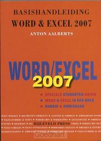 Basishandleiding Word & Excel 2007 / dru