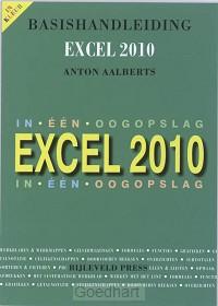 Basishandleiding Excel 2010 in een oogop