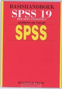 Basishandboek spss 19 / druk 1