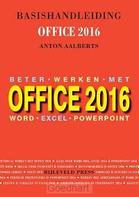 Basishandleiding Beter werken met Office
