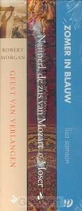 Pakket 3 romans Plateau/Brandaan/Vuurbaa