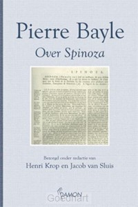 Over Spinioza / druk 1