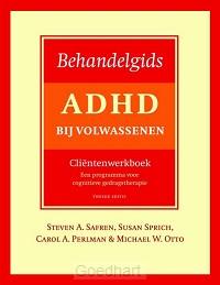 Behandelgids ADHD bij volwassenen, cliën