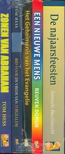 Israel pakket 1 - 5 boeken