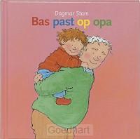 Bas past op opa / druk 1