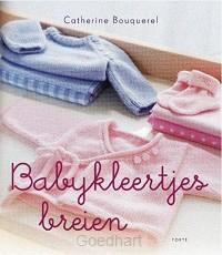 Babykleertjes breien / druk 1