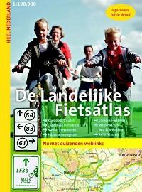 Landelijke Fietsatlas Nederland 1: 100.0