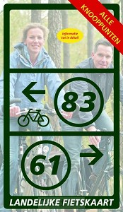 Landelijke fietskaart / druk 4