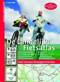 Landelijke Fietsatlas Noord-Nederland /