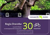 Leeuwerikroutes Regio Drenthe / druk 1