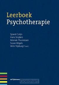 Leerboek psychotherapie / druk 1