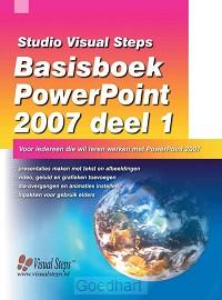 Basisboek PowerPoint 2007 / 1 / druk 1