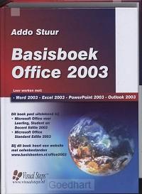 Basisboek Office 2002/2003 / druk 1