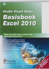 Basisboek Excel 2010 + www.visualsteps.n