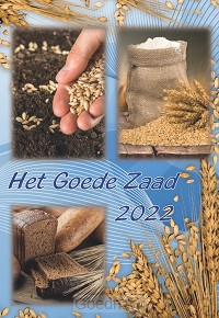 Goede zaad 2020 grote letter a4 hsv