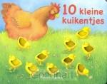 10 kleine kuikentjes / druk 1