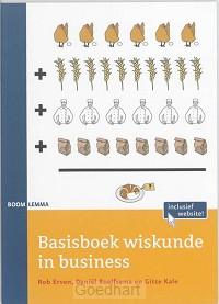 Basisboek wiskunde in business / druk 1