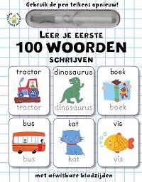 Leer je eerste 1oo woorden schrijven