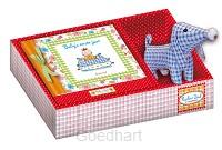 Baby's eerste jaar cadeaubox + Knuffel /