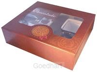 Chocolade Boek-Cadeaubox / druk 1