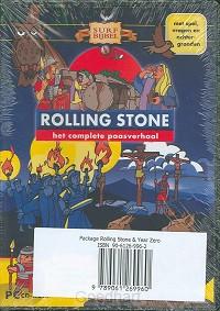 Cd-rom rolling stone & year zero set 2ex
