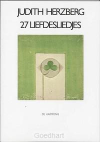27 liefdesliedjes / druk 1