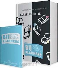 Paralleleditie NBV-SV plus bijbelplakker