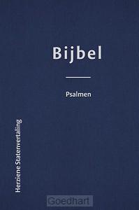 Bijbel met Psalmen luxe leer (HSV) - 8,5