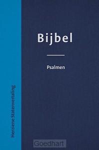 Bijbel met Psalmen vivella (HSV) - 12x18