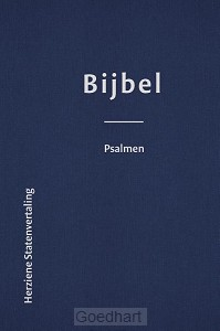 Bijbel met Psalmen luxe leer (HSV) - 12x