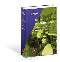 Van Dale Miniwoordenboek Deens / druk 1