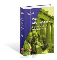 Van Dale Miniwoordenboek Grieks / druk 1