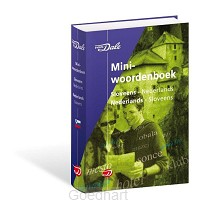 Van Dale Miniwoordenboek Sloveens / druk