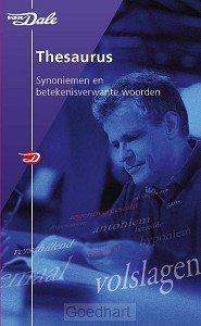 Van Dale Thesaurus / druk 1