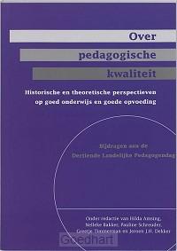 Over pedagogische kwaliteit / druk 1