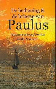 Bediening en brieven van paulus