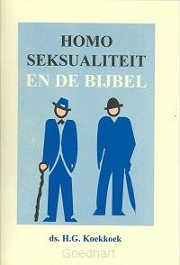 Homoseksualiteit en de bijbel