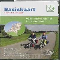 Basiskaart Netwerk lF-routes + Map met 2