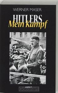 Adolf Hitlers Mein Kampf / druk 1