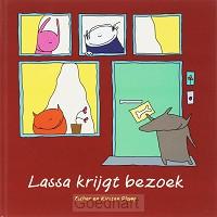 Lassa krijgt bezoek / druk 1