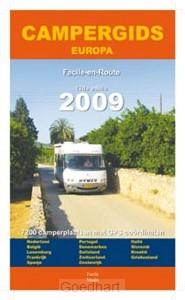 Campergids Europa / 2009 / druk 1