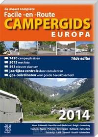 Campergids facile-en-route Europa  / 201
