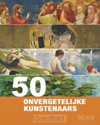 50 Kunstenaars om niet te vergeten / dru