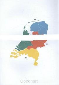 Topografische Atlas 1:50.000 Oost Nederl